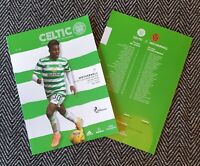Celtic v Motherwell Matchday Programme 30/08/2020!READY TO POST!