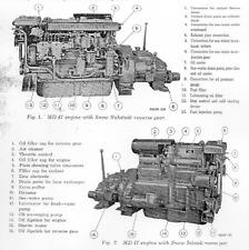 volvo penta marine diesel engine in parts accessories ebay rh ebay ca md21b volvo penta manual md21b volvo penta manual