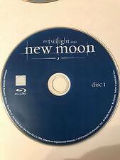 The Twilight Saga: New Moon (Blu-ray Disc, 2010,) Blu Ray Disc Only
