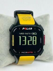 Polar RC3 Tour De France 100th Edition GPS Watch