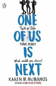 One Of Us Is Next by Karen McManus - Free P&P