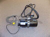 john barnes portable hydraulic pump pumping system ebay