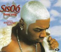 Sisqo feat.Artful Dodger - Thong Song (2000 CD Single)