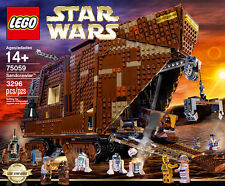 LEGO Star Wars UCS Ultimate Collector Series Sandcrawler 75059 MISB