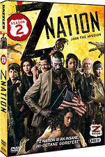 Z Nation . The Complete Season 2 . Keith Allan . DJ Qualls . 4 DVD . NEU . OVP