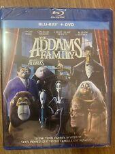NEW Addams Family Blu-Ray & DVD Canada Bilingual SEALED