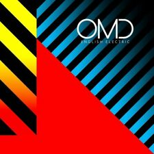 OMD - ENGLISH ELECTRIC-LIMITED DELUXE BOXSET 2 CD + DVD + GATEFOLD LP NEW!
