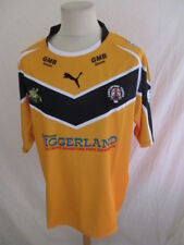 Rare maillot de rugby XIII vintage CASTLEFORD TIGERS Puma Taille XL