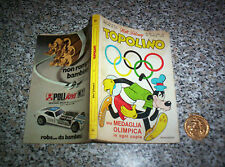 TOPOLINO N. 857 CON MEDAGLIA OLIMPICA ALLEGATA OTTIMO CON BOLLINO