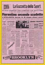 711 FIORENTINA : 12 maggio 1969 MOMENTI DI GLORIA STICKER CALCIATORI 2010 PANINI