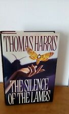 *****THOMAS HARRIS---THE SILENCE OF THE LAMBS---1st1st1988---hc/dj*****
