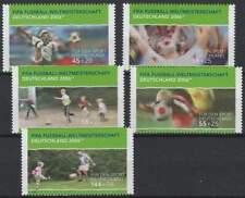 Duitsland Bund postfris 2003 MNH 2324-2328 - WK Fussball 2006