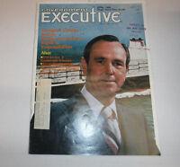 Government Executive Magazine Georgia's George Busbee April 1980 FAL FAA 102016R