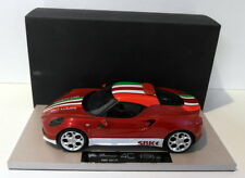 To Marques 1/18 Scale Resin - TOP011 Alfa Romeo 4C SBK Pace Car Red