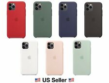 Apple Silicone Case Cover for iPhone 11 Pro Max 100% Authentic Genuine Original
