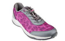 Vionic Printed Mesh Bungee Sneakers - Neptune UK 3 EU 36 JS43 34