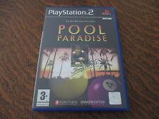 jeu playstation 2 pool paradise