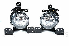 Kit Set Fog Lamp Spot Lights For Mitsubishi Mirage Space Star Hatchback 12 15 17