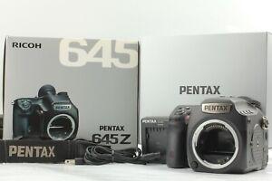 【 TOP MINT 】 PENTAX 645Z 51.4MP Medium Format Digital SLR Camera from Japan #805