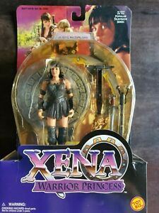 Xena Warrior Princess A Day In The Life  Action Figure - Toy Biz 1998 New