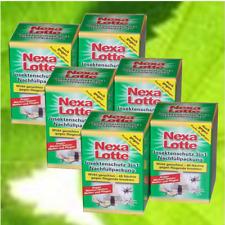 (13,33€/100ml)Nexa Lotte Insektenschutz 3in1 Mückenstecker Nachfüller 6x35ml #1