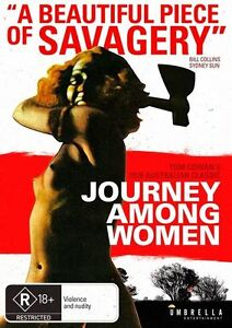 Journey Among Women - New & Sealed All Region DVD - FREE POST