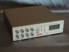 Quartzlock 8A GPS Frequency Phase and Time Standard Measurement System - AS IS