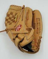 "Rawlings Glove Mitt RBG36T 12-1/2"" Fastback Baseball Full Grain Leather RHT"