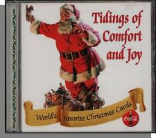 Coca Cola: Coke #15 - 1999 Collector's CD - Guitar Christmas Music! New!