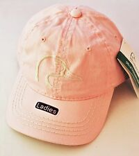 Ducks Unlimited Pink Ladies Baseball Cap Sports Hat One Size V