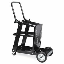 Welder Welding Cart Workshop Welding Equipment trolley W/ Storage for Tanks New