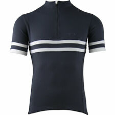 Torm T1 merino SportWool cycling jersey - Grey/White- M