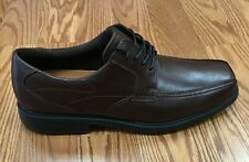 Dunham Douglas Brown Leather Lace Up US 11.5