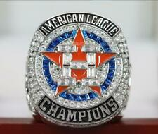 IN STOCK 2019 American League Champion Houston Astros Ring ( ALTUVE )