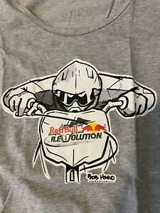 Red Bull Revolution BMX Tank Top, Bob Haro Designed