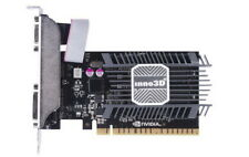 NVIDIA Geforce Inno3D Video Graphics Card 2 GB PCIE windows 10 /7/8 Low profile