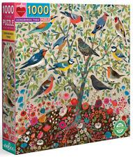Puzzle Eeboo : L'arbre des oiseaux chanteurs - 1000 Pièces