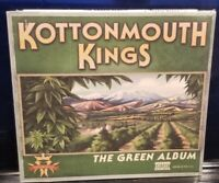 Kottonmouth Kings - The Green Album CD SEALED NZ101 KMK tech n9ne daddy x d-loc