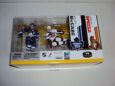 McFarlane SportsPicks 2007 NHL 2- Pack  Spezza / McCabe - Senators / Maple Leafs