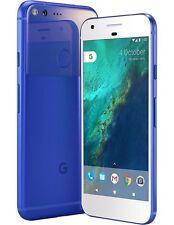 Google   Pixel  Blue 32GB 4G LTE Unlocked AU WARRANTY Smartphone