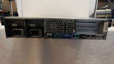 Dell Poweredge 2850 Server Model EMS 2GB RAM 2x CPU: Xeon 3,6 GHz, 6X 73GB SCSI