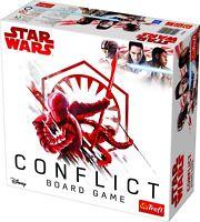 Trefl Kids Star Wars VIII: Conflict Strategy Board Game Play Fun Children NEW