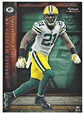 CHARLES WOODSON GREEN BAY PACKERS MICHIGAN WOLVERINES FATHEAD TRADEABLES 2012 42