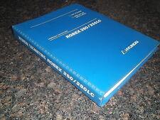 HYUNDAI ROBEX 280 280LC EXCAVATOR PARTS BOOK MANUAL