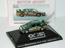 1:87 Mercedes-Benz 190E 2.5-16 Evo II DTM 1992 Zakspeed Diebels Numéro 17 Asch