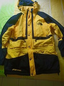 North face steep tech Scot Schmidt jacket with hood (L) - 100% Authentic