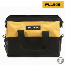 Sale - Fluke C550 Large Tool Kit Bag Steel Reinforced Frame Carry Case/ Kit Bag