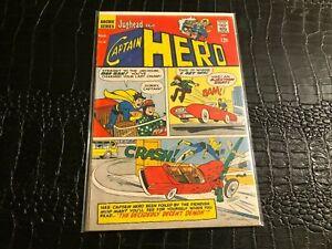 1967 Jughead as Captain Hero #6 comic book VG+