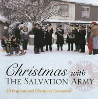 Salvation Army Band & Choir - Christmas With The Salvation Army CD