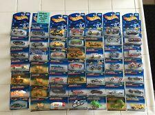 Hot Wheels 1998-2002 Random Doubles Lot Of 49 Cars -- 037